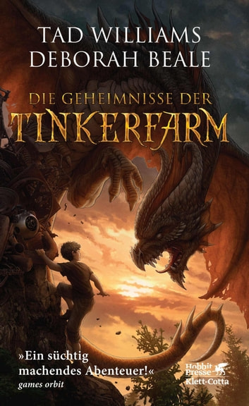 Die Geheimnisse der Tinkerfarm ebook by Tad Williams,Deborah Beale