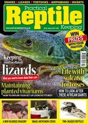 Practical Reptile Keeping - Issue# 1 - Seymour magazine