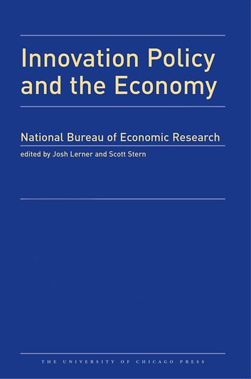 Innovation Policy and the Economy, 2016 - Volume 17 ebook by