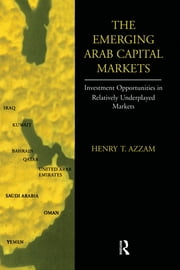 Emerging Arab Capital Markets ebook by Azzam