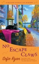 No Escape Claws ebook by Sofie Ryan
