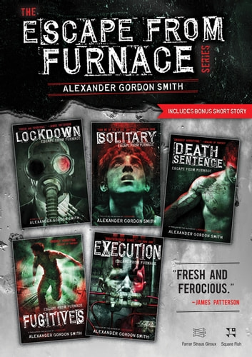 The Escape From Furnace Series Ebook De Alexander Gordon