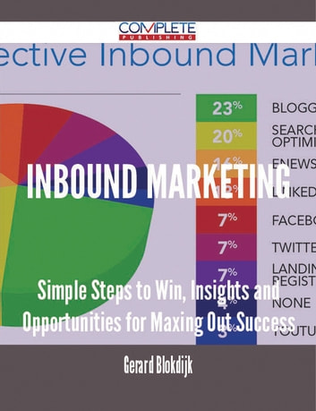 Inbound Marketing - Simple Steps to Win, Insights and Opportunities for Maxing Out Success ebook by Gerard Blokdijk