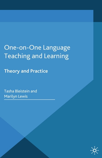 One on one language teaching and learning ebook by t bleistein one on one language teaching and learning theory and practice ebook by t fandeluxe Choice Image
