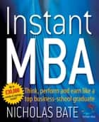 Instant MBA ebook by Nicholas Bate