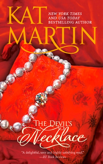 The Devil's Necklace (Mills & Boon M&B) (The Necklace Trilogy, Book 2) ebook by Kat Martin