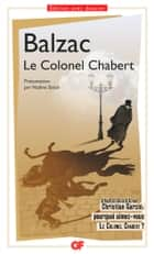 Le Colonel Chabert eBook by Honoré de Balzac, Nadine Satiat