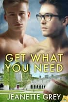 Get What You Need ebook by Jeanette Grey