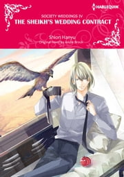 THE SHEIKH'S WEDDING CONTRACT - Harlequin Comics ebook by Andie Brock, Shion Hanyu