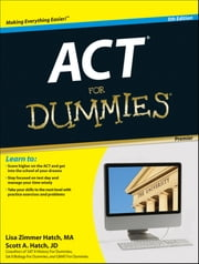 ACT For Dummies ebook by Scott Hatch,Lisa Zimmer Hatch
