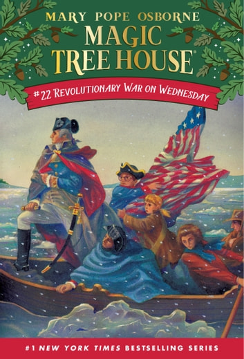 Revolutionary War on Wednesday ebook by Mary Pope Osborne