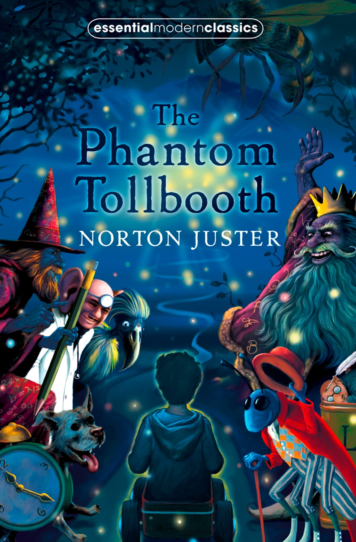 The Phantom Tollbooth (Essential Modern Classics) eBook by Norton ...