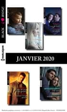 Pack mensuel Black Rose : 10 romans (Janvier 2020) ebook by Collectif