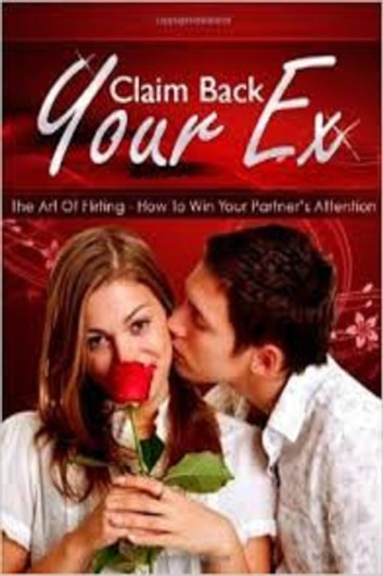 Claim Back Your Ex ebook by Chrissy Kenner