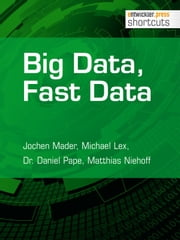 Big Data, Fast Data ebook by Kobo.Web.Store.Products.Fields.ContributorFieldViewModel