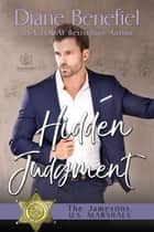Hidden Judgment ebook by Diane Benefiel