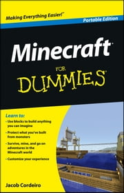 Minecraft For Dummies ebook by Jacob Cordeiro