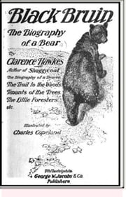 Black Bruin ebook by Clarence Hawkes