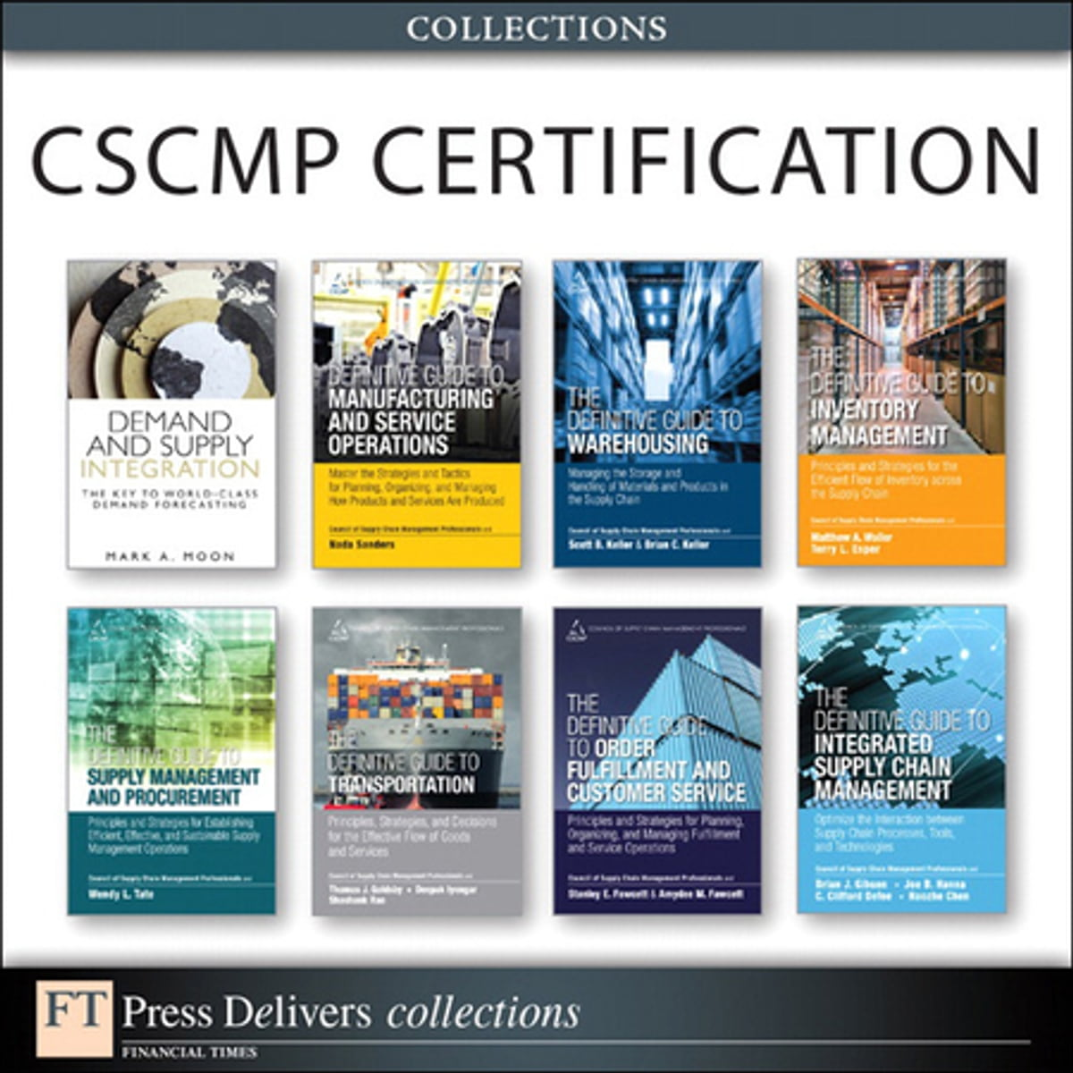 Cscmp Certification Collection Ebook By Stanley E Fawcett