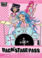 Backstage Pass ebook by G Studios,Cheryl Crouch