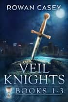 Veil Knights Box Set 1 ebook by Rowan Casey
