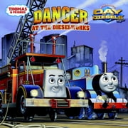 Danger at the Dieselworks (Thomas & Friends) ebook by Rev. W. Awdry,Golden Books