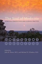 The Soul of Medicine - Spiritual Perspectives and Clinical Practice ebook by John R. Peteet,Michael N. D'Ambra