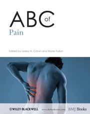 ABC of Pain ebook by Lesley A. Colvin, Marie Fallon