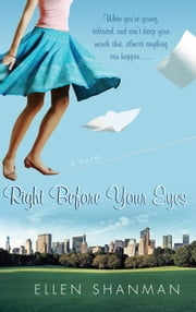 Right Before Your Eyes ebook by Ellen Shanman