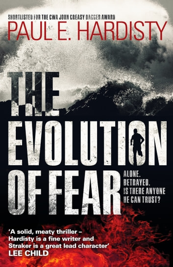 The Evolution of Fear ebook by Paul E. Hardisty