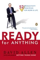 Ready for Anything ebook by David Allen