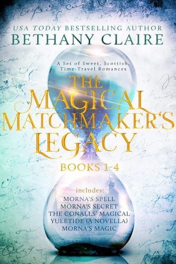 The Magical Matchmakers Legacy Books 1 4