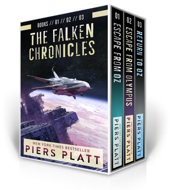 The Falken Chronicles: The Complete Trilogy - The Falken Chronicles ebook by Piers Platt