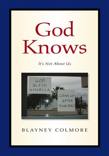 God Knows ebook by Blayney Colmore