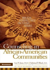 Counseling in African-American Communities ebook by Willie Richardson