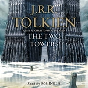 The Two Towers (The Lord of the Rings, Book 2) audiobook by J. R. R. Tolkien