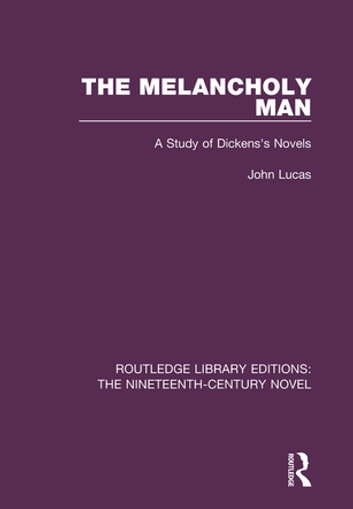 The Melancholy Man EBook By John Lucas