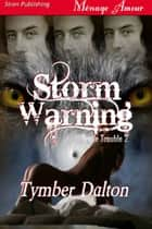 Storm Warning ebook by Tymber Dalton