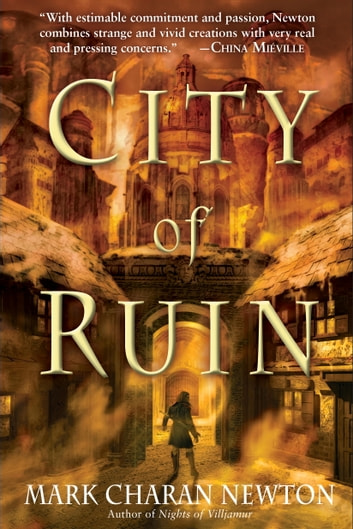 City of Ruin ebook by Mark Charan Newton