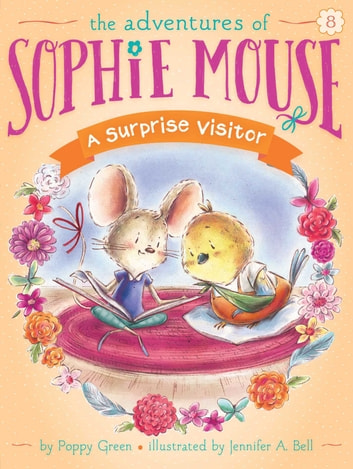 A Surprise Visitor ebook by Poppy Green