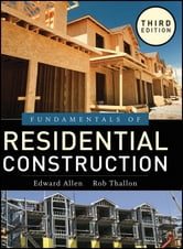 Fundamentals of Residential Construction ebook by Edward Allen,Rob Thallon