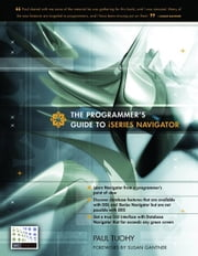 The Programmer's Guide to iSeries Navigator ebook by Paul Touhy