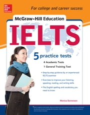McGraw-Hill's IELTS with Audio CD ebook by Monica Sorrenson