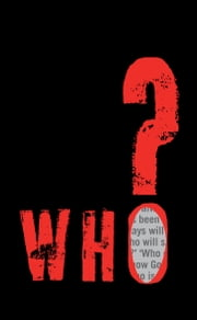 Who? ebook by Paul Langham