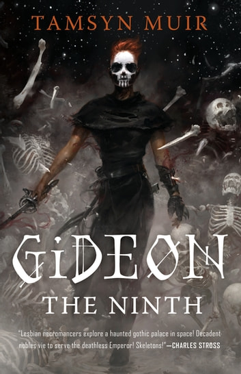 Gideon the Ninth ekitaplar by Tamsyn Muir