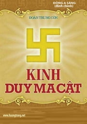 Kinh Duy Ma Cật. ebook by Dong A Sang