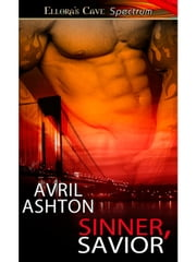 Sinner, Savior ebook by Avril Ashton