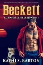 Beckett ebook by Kathi S. Barton