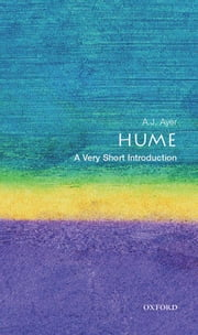 Hume: A Very Short Introduction ebook by Alfred Ayer