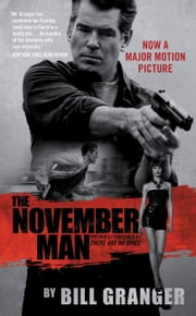 The November Man ebook by Bill Granger